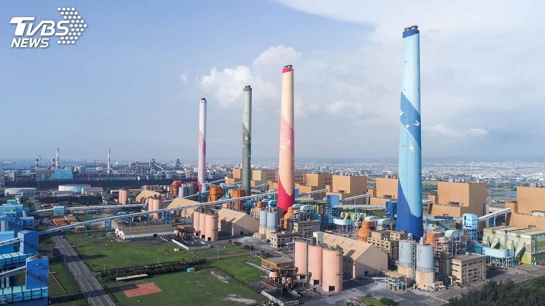 圖/中央社 中火減煤4成案 中市議會議決市府應依法要求