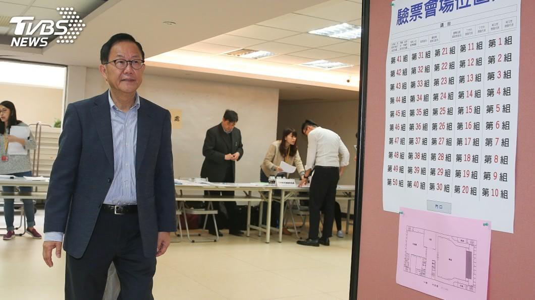 圖/中央社 丁守中提選舉無效案 高院12/17宣判