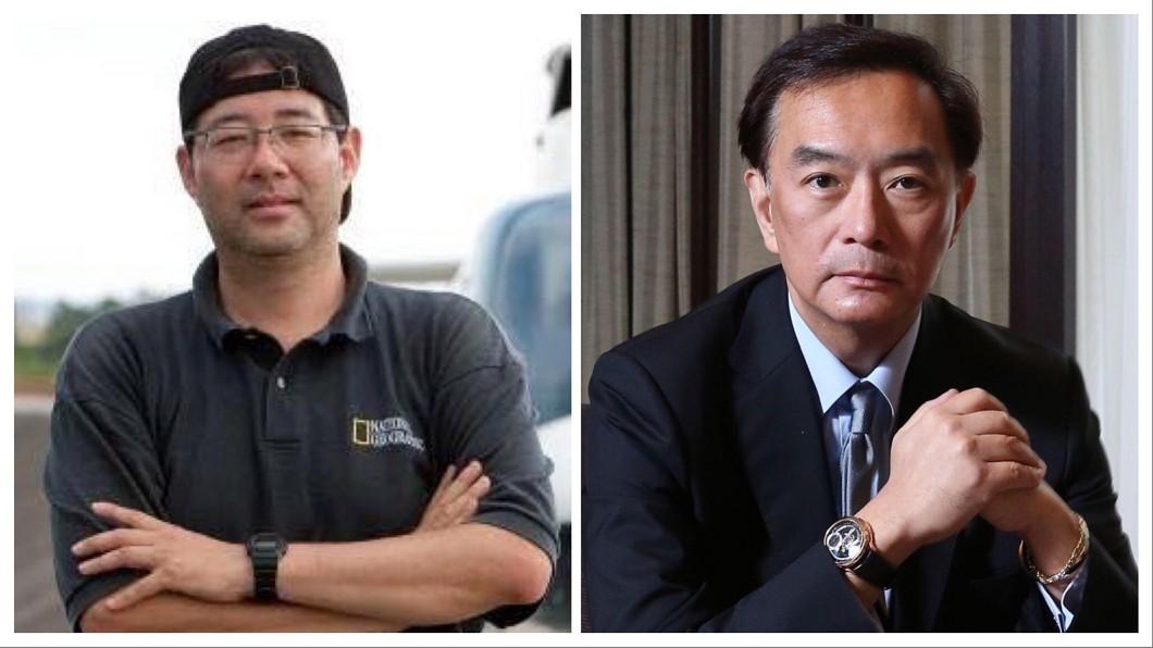 圖/翻攝自鏡週刊、齊柏林的飛閱台灣臉書 齊柏林墜機暖捐「安家費」 嚴凱泰要求:別告知媒體