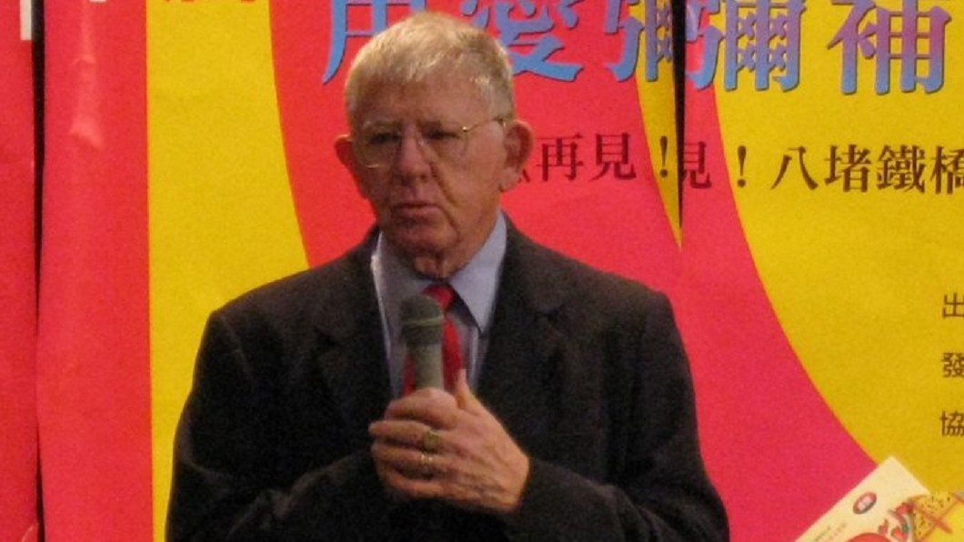 圖/翻攝自 臉書 台灣恩人!開啟唇顎裂治療先河 91歲羅慧夫辭世