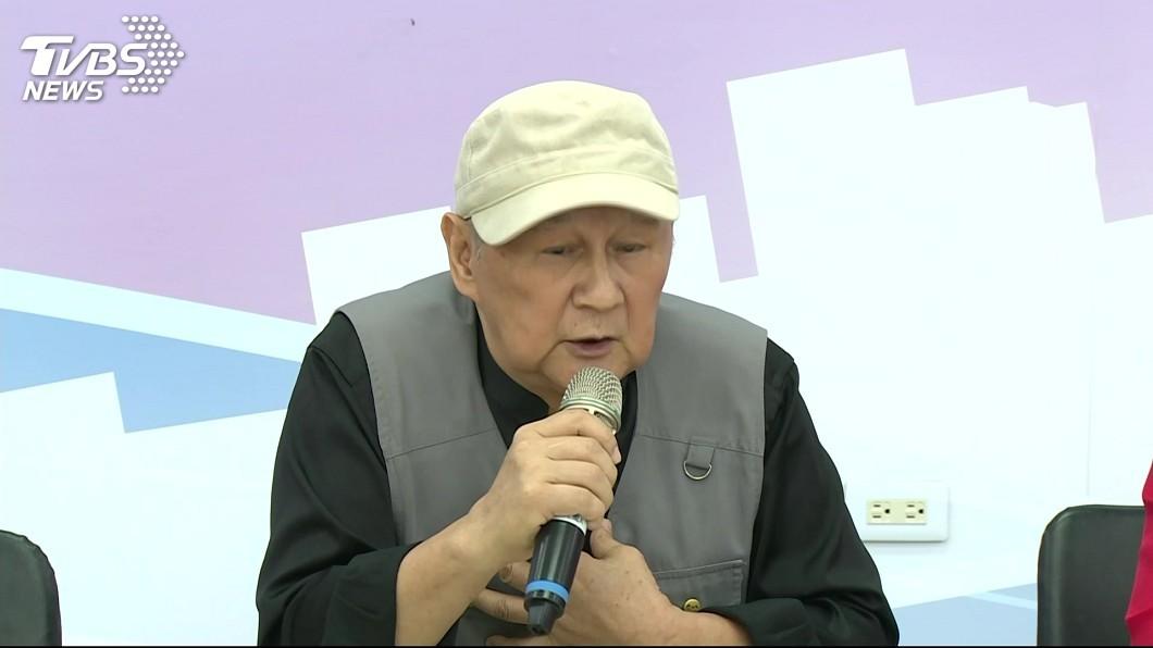 圖/TVBS 憂影響韓國瑜團隊形象 林國權放棄入小內閣