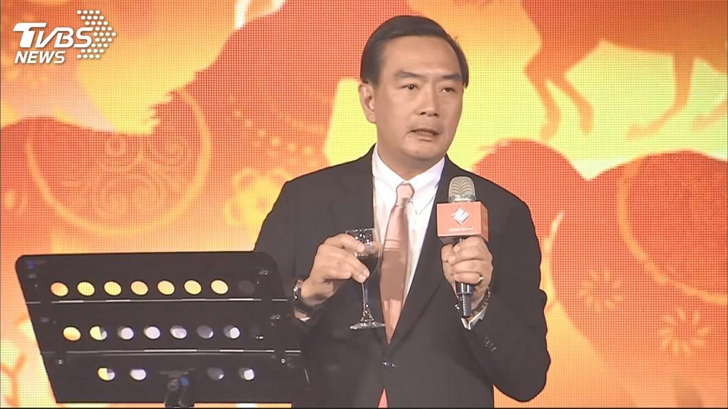 圖/TVBS 善藏6年…運將被Makiyo打傷 嚴凱泰掏50萬伸援