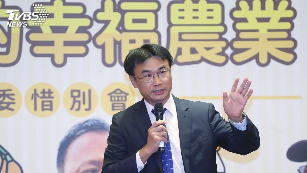 圖/中央社 先接下代理主委 陳吉仲再說「同進退」被酸爆