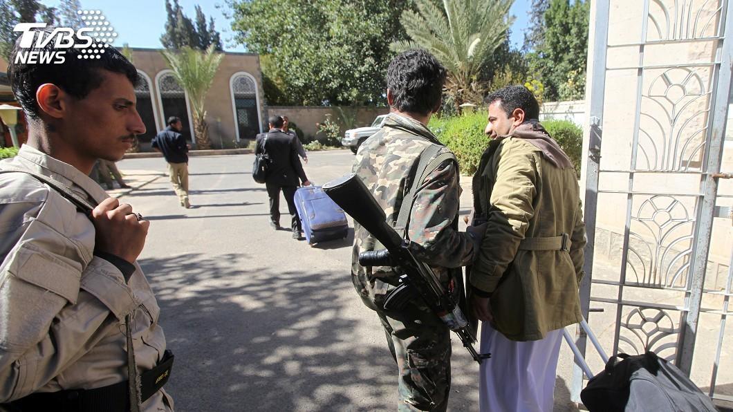 圖/達志影像路透社 叛軍抵瑞典準備和談 葉門終露和平曙光