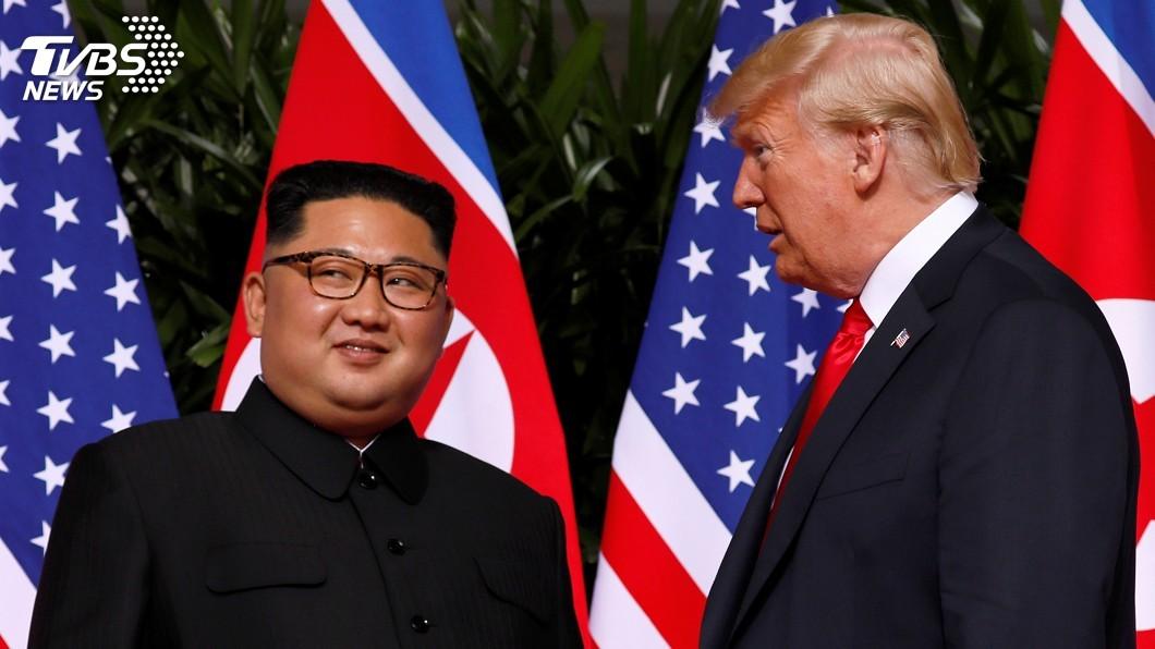 圖/達志影像路透社 為川金會鋪路 韓媒:美國北韓官員板門店會晤