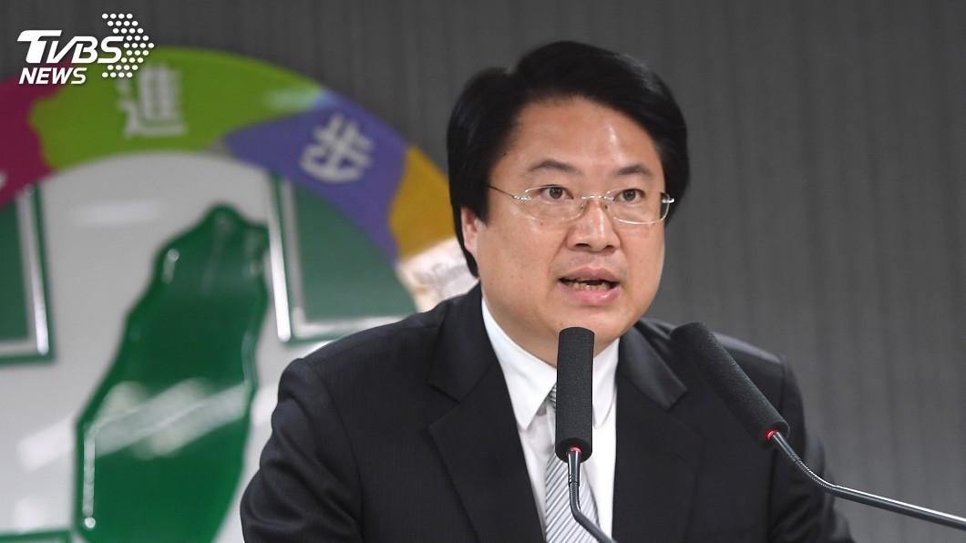 圖/中央社 立委補選是否白綠合作? 林右昌:各種可能都有