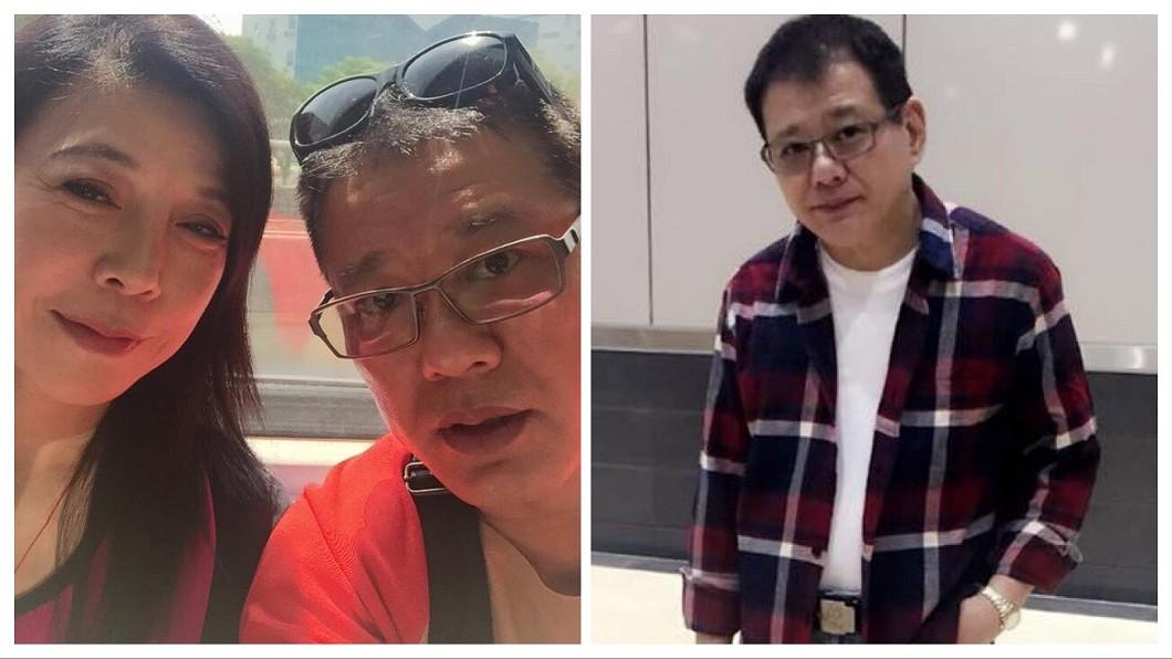 圖/翻攝自安迪臉書 阿娥揭安迪罹食道癌內幕 爆「他6年來都不開心」