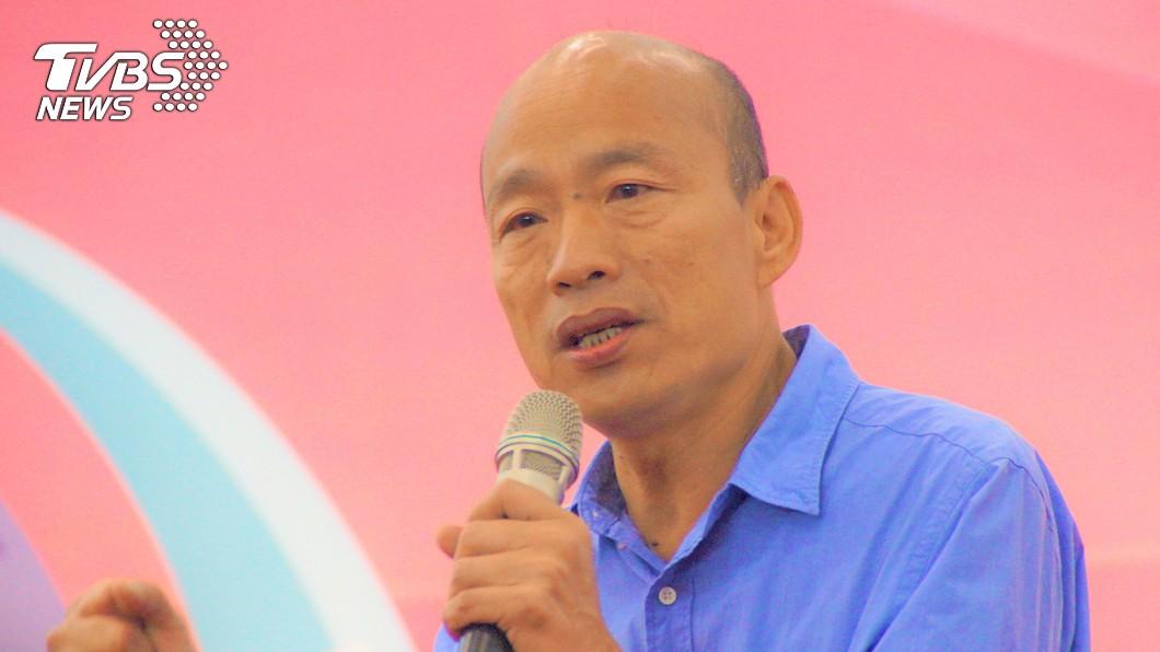 圖/中央社 為何陳菊沒讓義大拚經濟?他喊話韓國瑜:別弄髒高雄人水