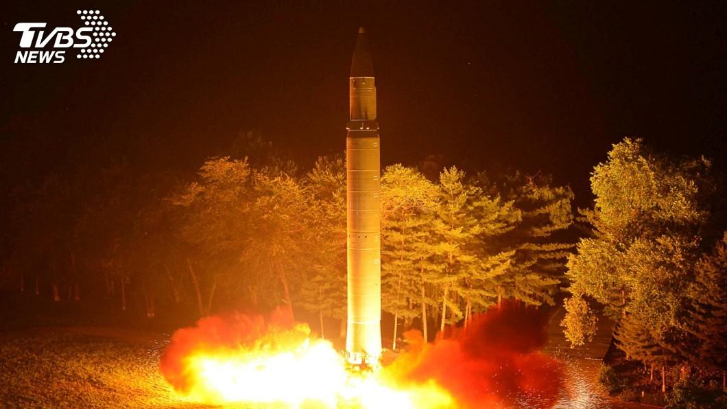 圖/達志影像路透社 CNN:衛星影像顯示 北韓飛彈基地有動靜