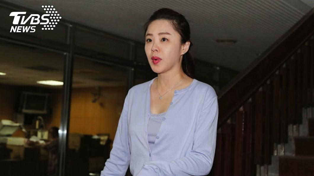 圖/中央社 李婉鈺被控妨害公務 北院7月17日宣判
