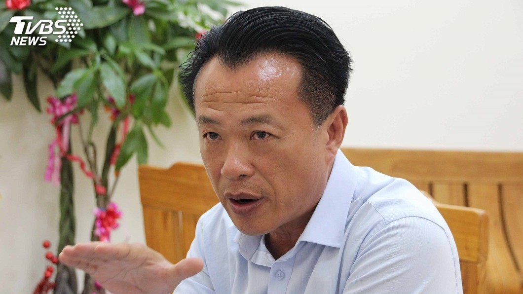 圖/中央社 翁章梁:民進黨主席應有兩條件 蘇嘉全適合