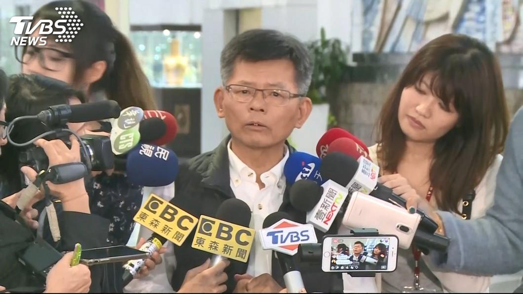 圖/TVBS 無緣韓國瑜副手 楊秋興證實婉拒高捷、高銀董座