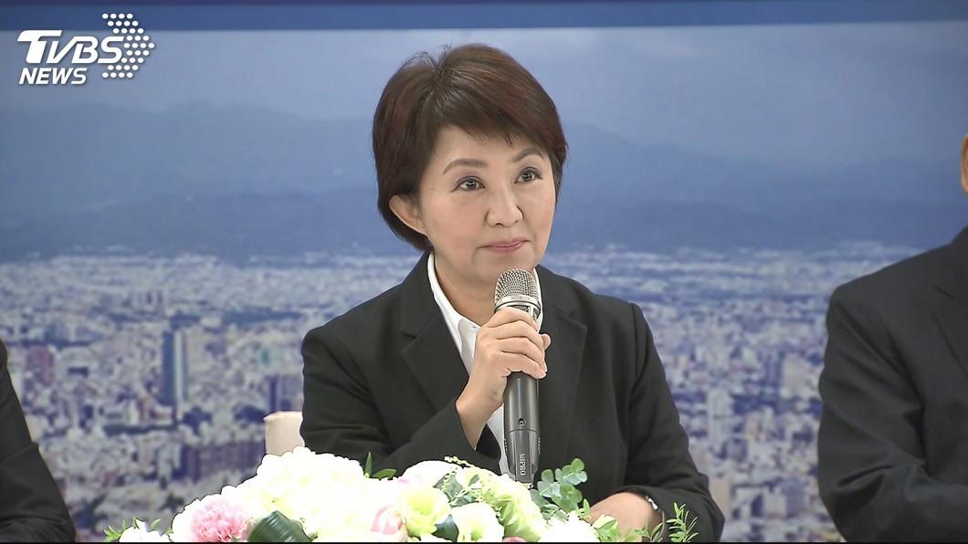 圖/TVBS 錢已被「借光光」! 盧秀燕:台中舉債空間不滿百億
