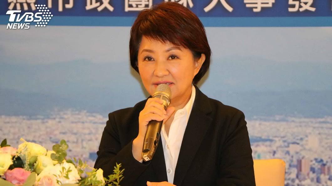 台灣燈會防疫 盧秀燕:戶外展區不強制遊客戴口罩