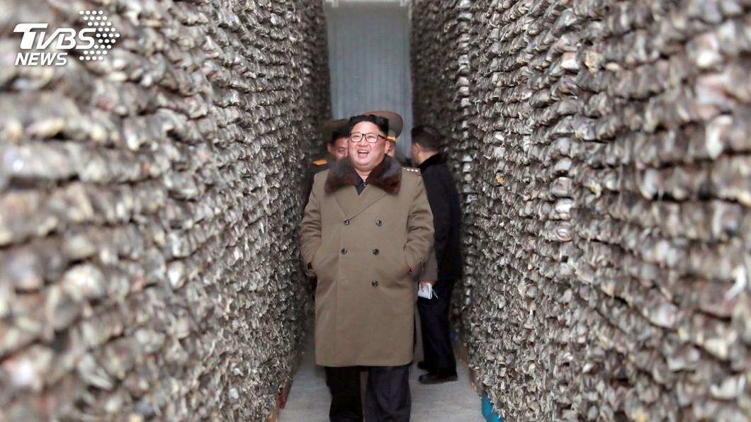 圖/達志影像路透社 傳北韓若允外界視察寧邊核設施 美考慮鬆綁制裁