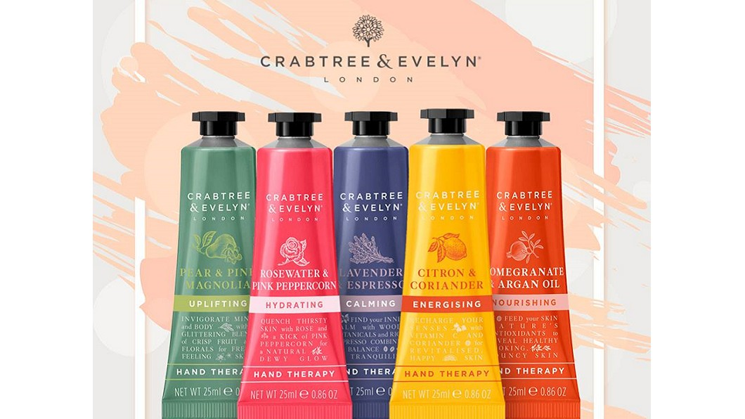圖/截取自Crabtree & Evelyn Taiwan臉書 只剩一個月!護手霜品牌瑰柏翠 突宣布年底結束代理