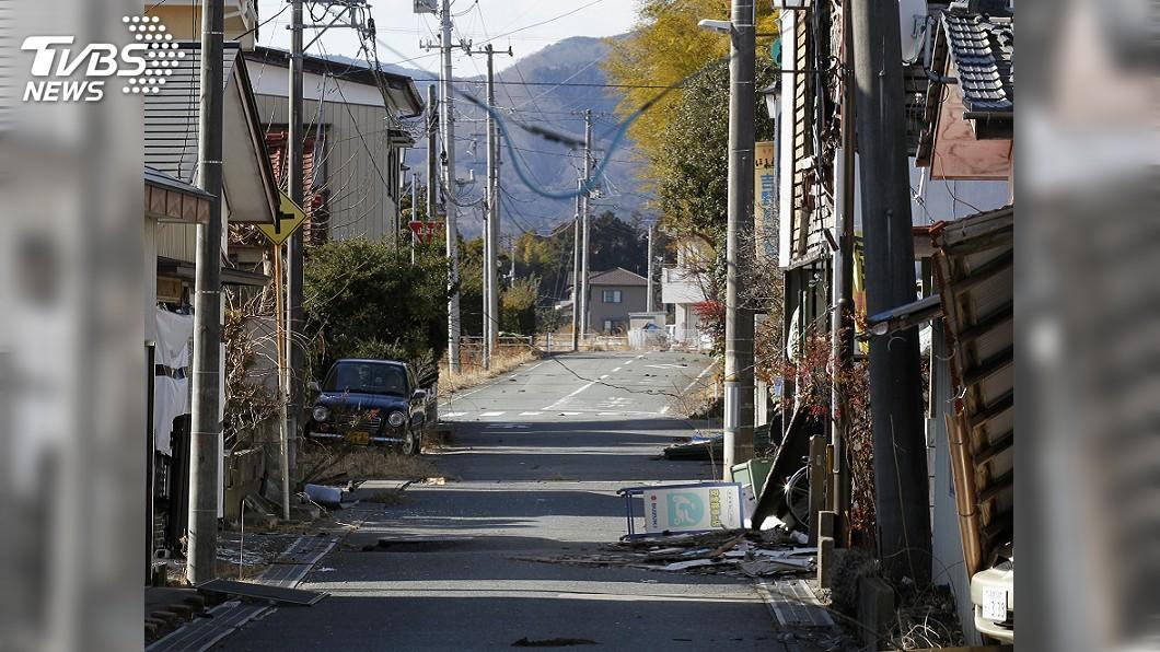 不只是空屋,日本也出現整條街道都被廢棄的情況。圖/達志影像路透社 空屋千萬戶仍蓋新房 日房產崩盤「撐不過東奧」