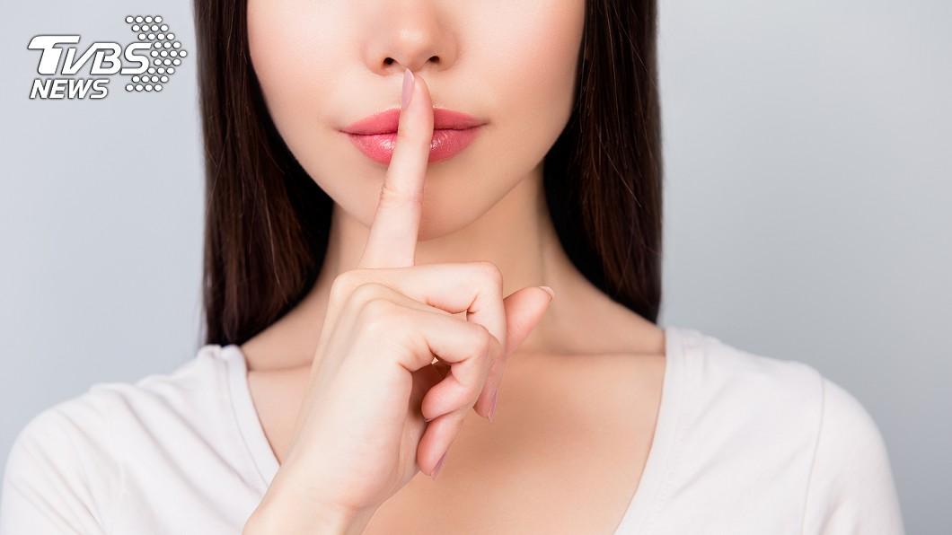 示意圖/TVBS 手指看個性?牛津研究︰女生食指比無名指長易「出軌」