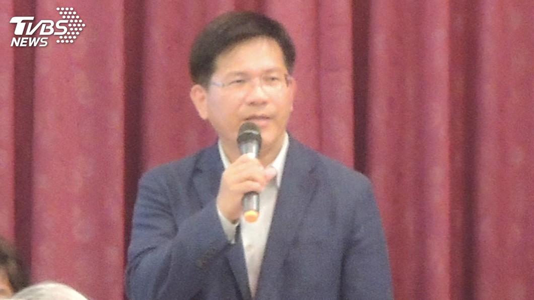 圖/中央社 山手線經費 林佳龍:地方分攤未來會有收入