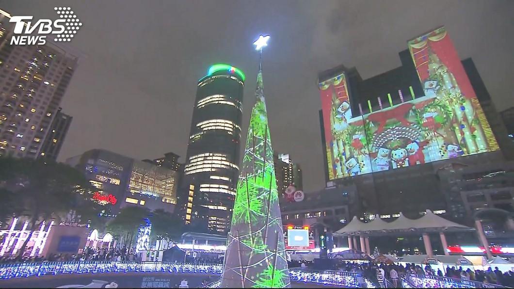 西班牙網紅表示,自己很享受在台灣沒有聖誕節的日子。圖/TVBS 「感謝台灣沒有聖誕節」 歪國人討厭這節日...超中肯