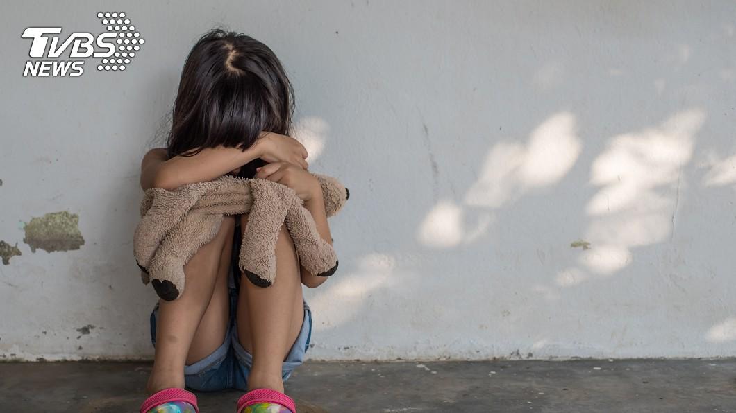 示意圖,與本事件人物無關。圖/TVBS資料畫面 「那裡很痛」6歲女童遭性侵 忍2年崩潰