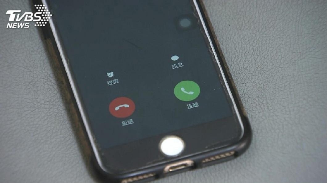 人妻發現丈夫手機常有未接來電,她撥打追查竟然是小三。(示意圖/TVBS) 老公手機N通未接來電 妻子「這個動作」抓到小三