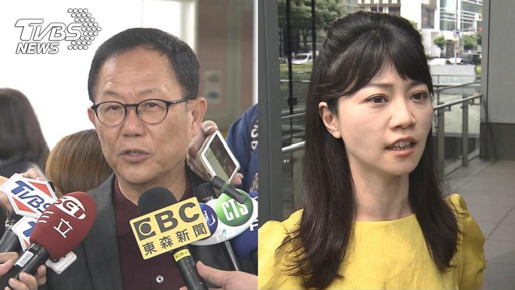 圖/TVBS 丁守中將提選舉無效? 高嘉瑜「2點預言」結局不看好