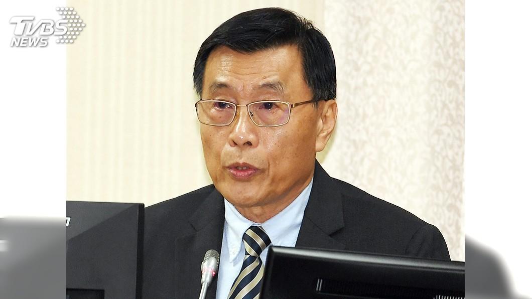 圖/中央社 不滿意彭勝竹表現 國安局長特別費藍綠凍結20萬