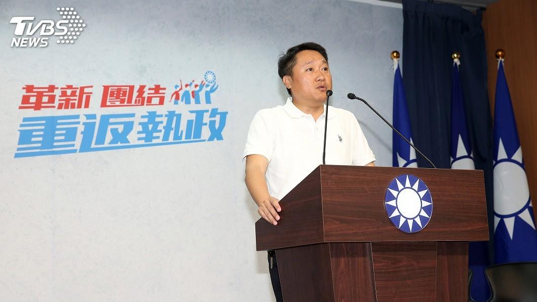 國民黨組發會主委李哲華資料照。(圖/中央社)