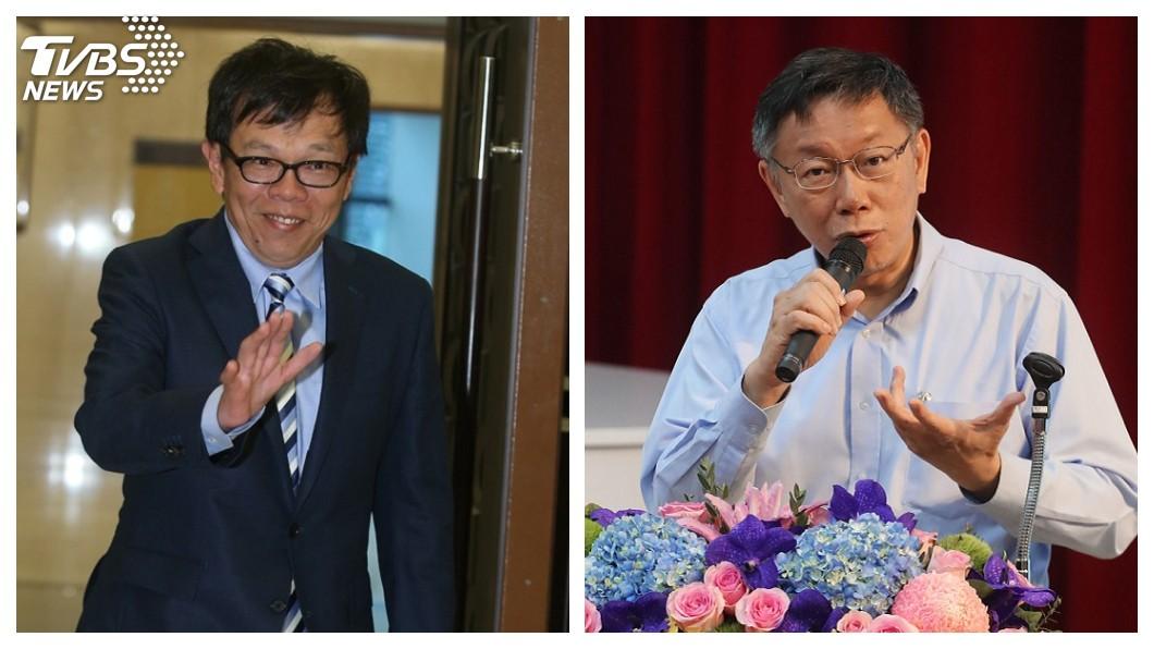 圖/TVBS 「姚人多道歉柯P」自取其辱 王世堅爆氣:對不起姚文智