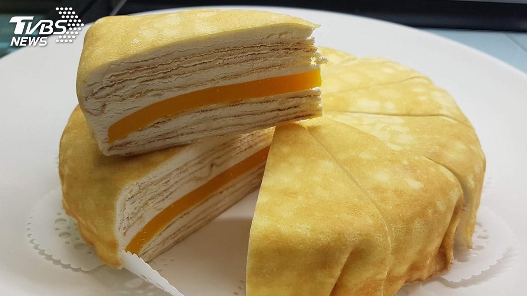 圖/中央社 千層蛋糕觀光工廠 雲林斗六工業區開幕