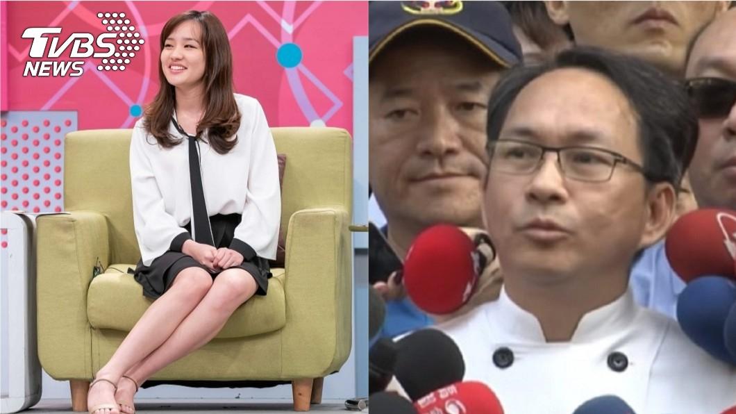 圖/TVBS 被「吳寶春」掃到?陸網友諷:韓冰連吃10個麵包就原諒