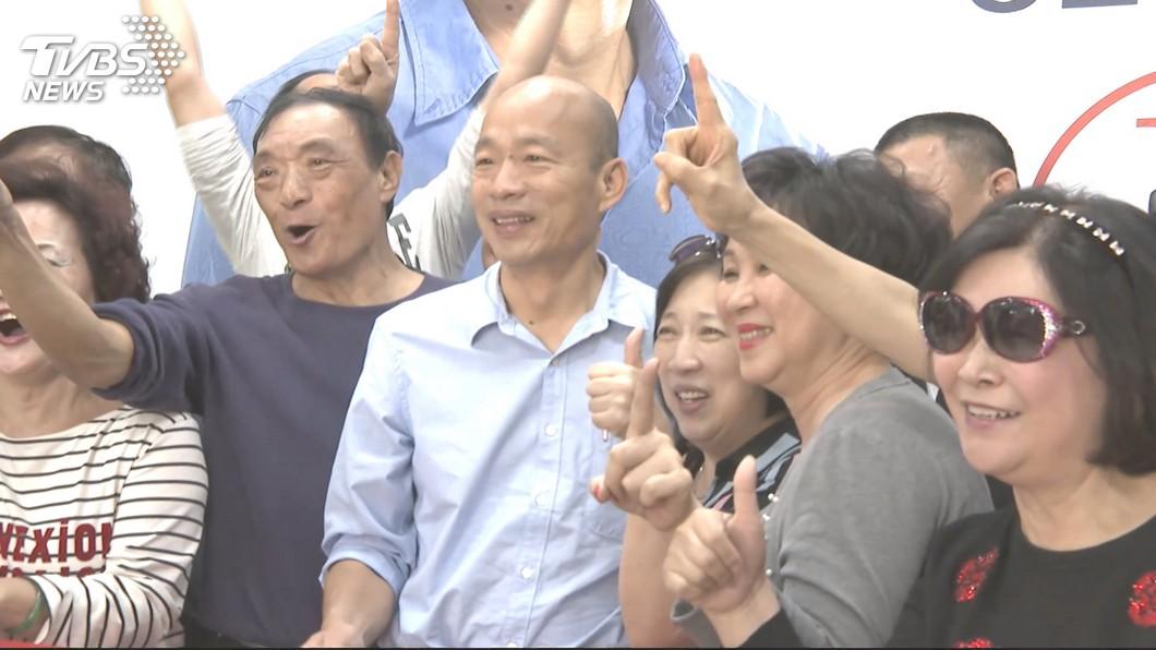 圖/TVBS 找買票議員入閣 他猶豫:韓國瑜值不值繼續支持