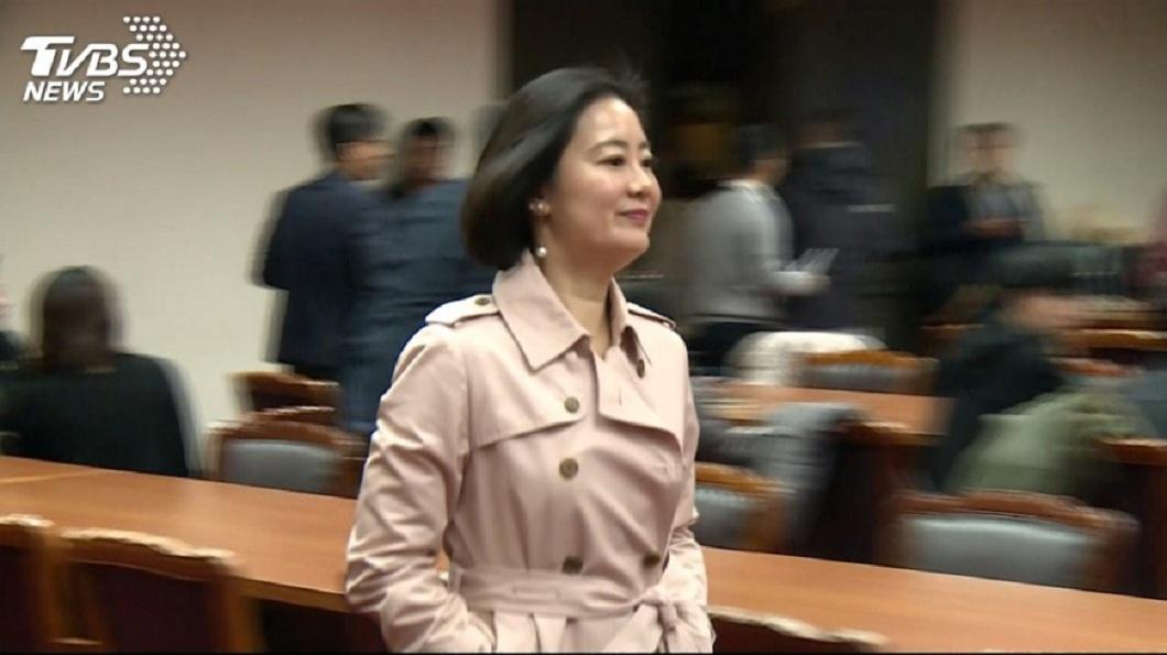 吳思瑤是現任北市士林北投區立委。(圖/TVBS)