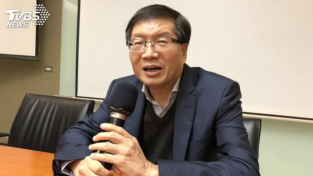 圖/中央社 沈振來辭職 華碩設雙執行長投入AIOT