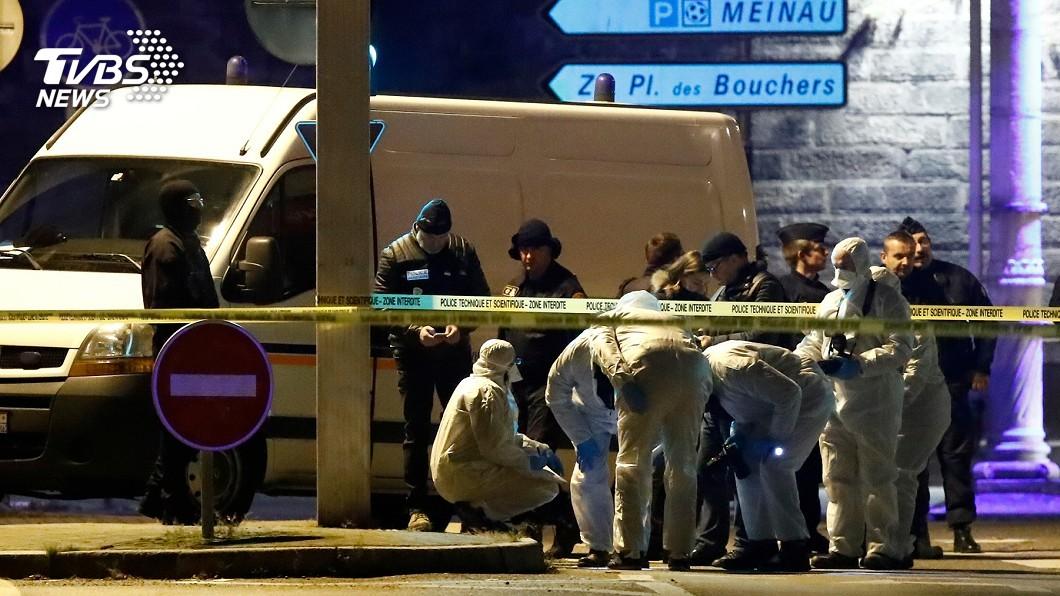 圖/達志影像路透社 法國耶誕市集恐攻槍手遭擊斃 伊斯蘭國讚「他是戰士」