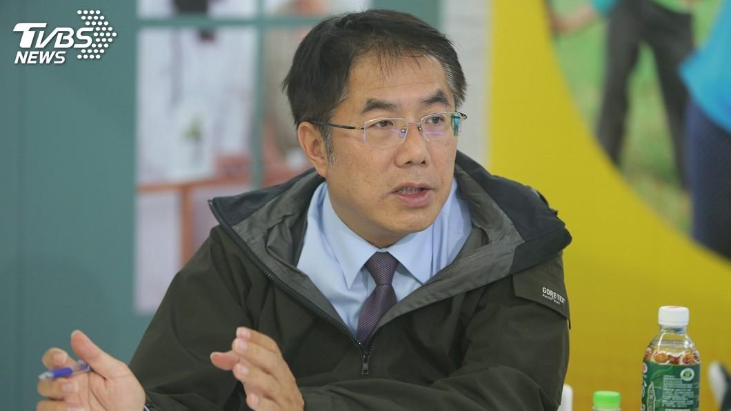 圖/中央社 批1968APP人潮示警失真 黃偉哲:應避免錯殺