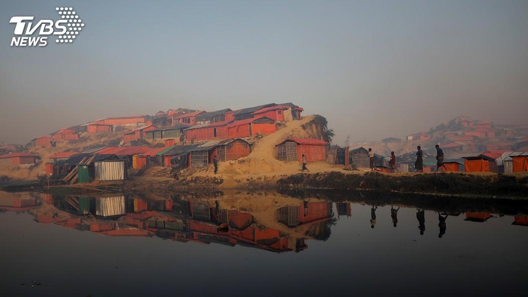 圖/達志影像路透社 迫害洛興雅穆斯林 美眾院控緬甸種族滅絕