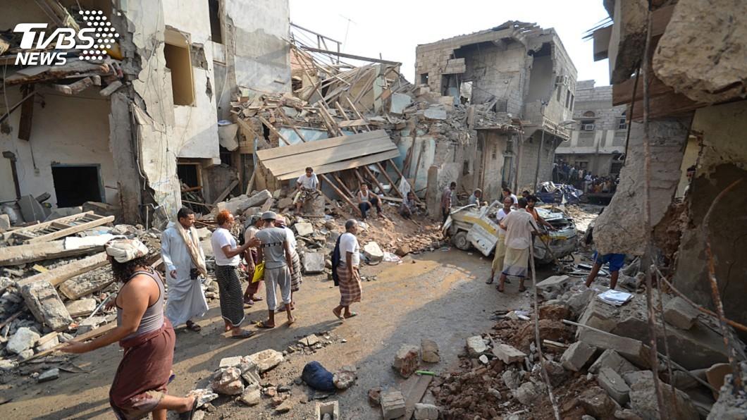 圖/達志影像路透社 葉門交戰方同意荷台達停火 聯合國斡旋獲突破