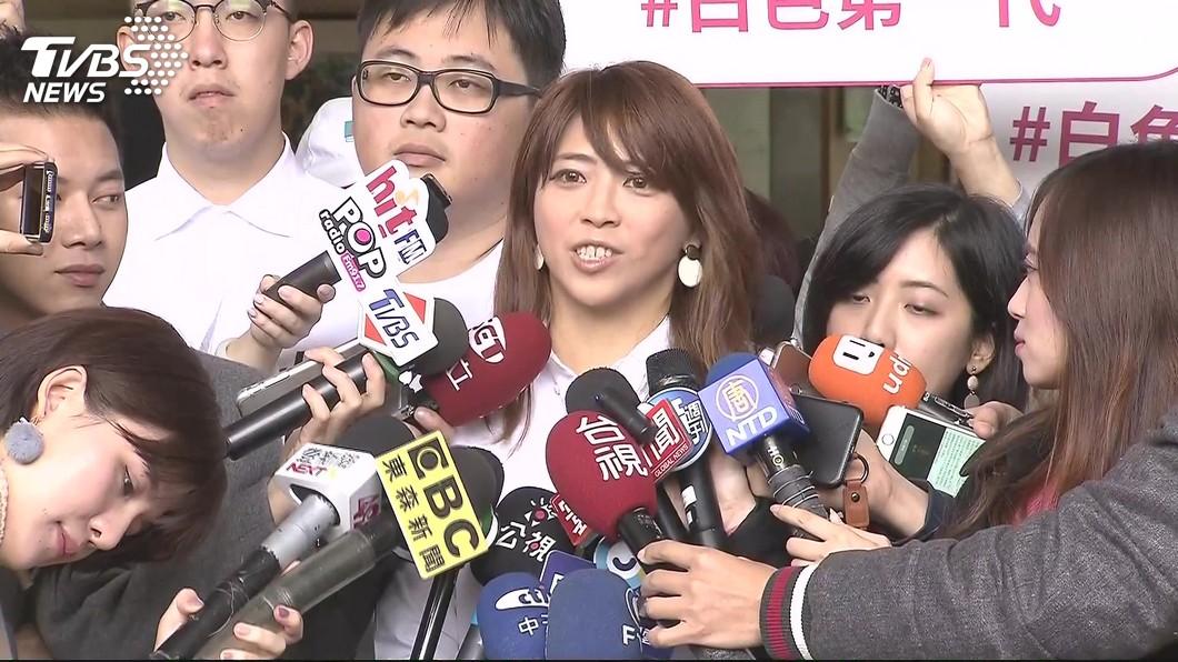 圖/TVBS 酸「連勝文們」被起底 陳思宇:我受更透明的監督