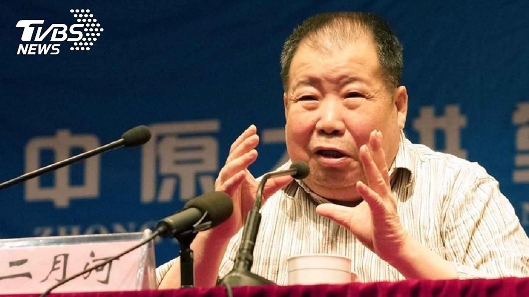 中國大陸知名作家二月河14日凌晨病逝,享壽73歲。/中央社 書寫帝王聞名!《雍正皇帝》作家二月河過世