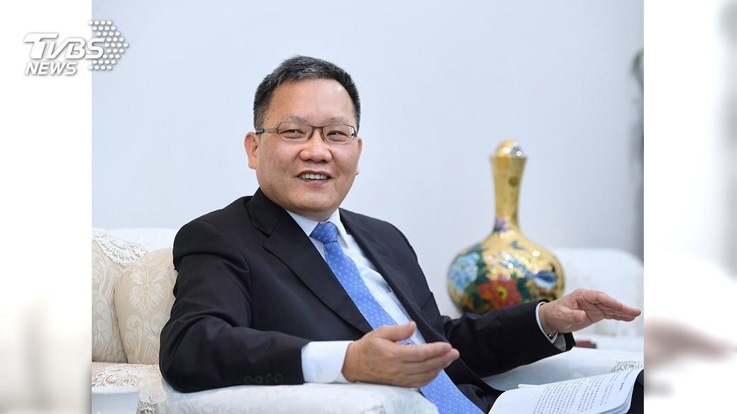 圖/中央社 歡迎台商資金回流 蘇建榮:國稅局幫你搞定稅事