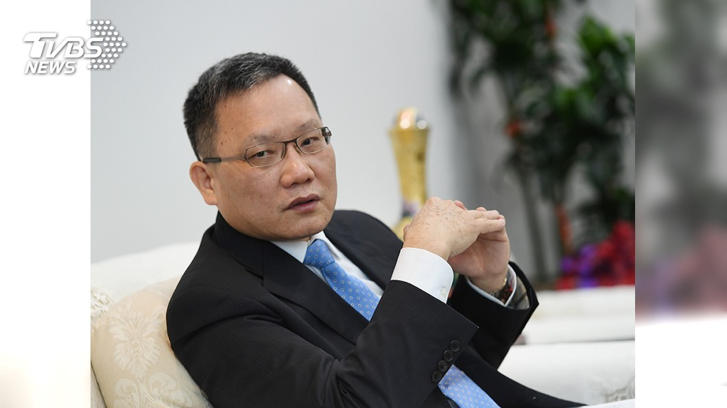 圖/中央社 低調務實不怕罵名 財長蘇建榮報喜也報憂