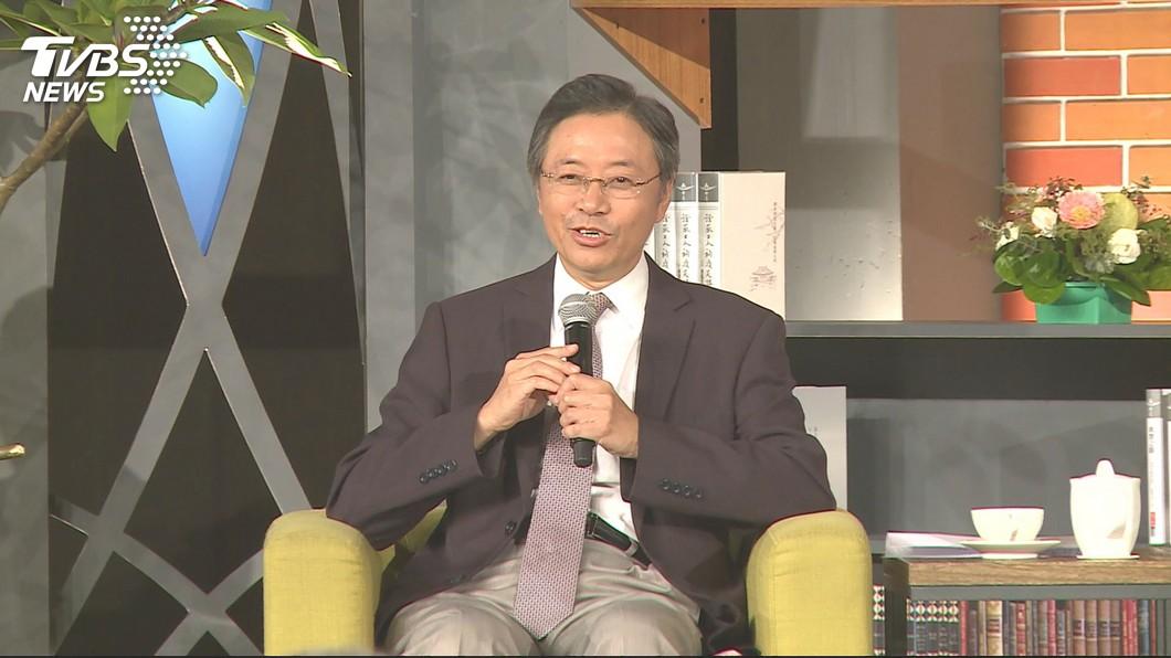 圖/TVBS 是否跟柯文哲合作? 張善政:現在自己努力