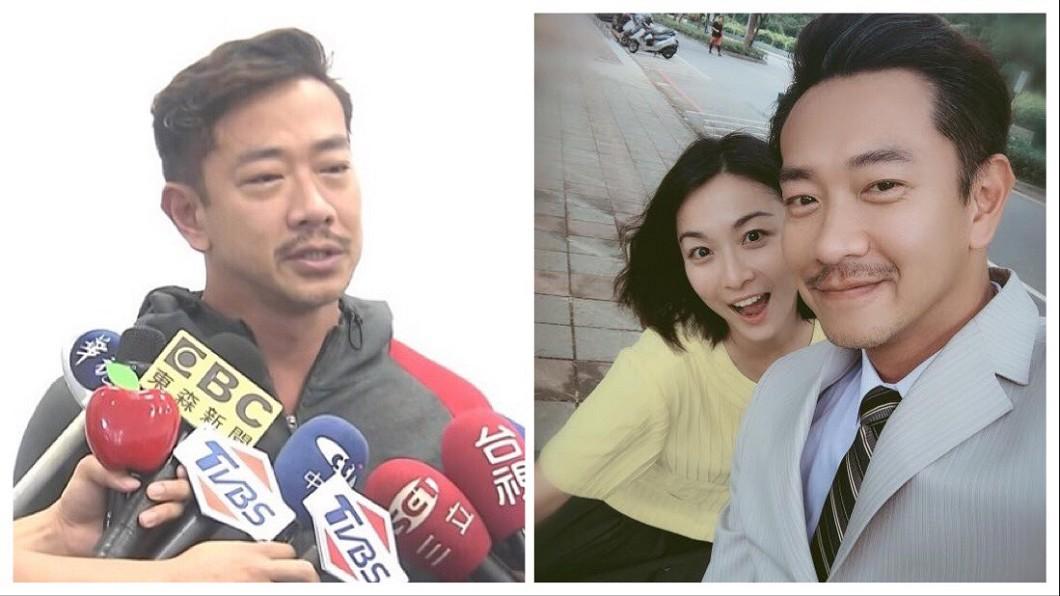 圖/翻攝自江俊翰臉書、TVBS  這麼快!江俊翰爆下周歸隊《大時代》 沉寂3個月腫一圈