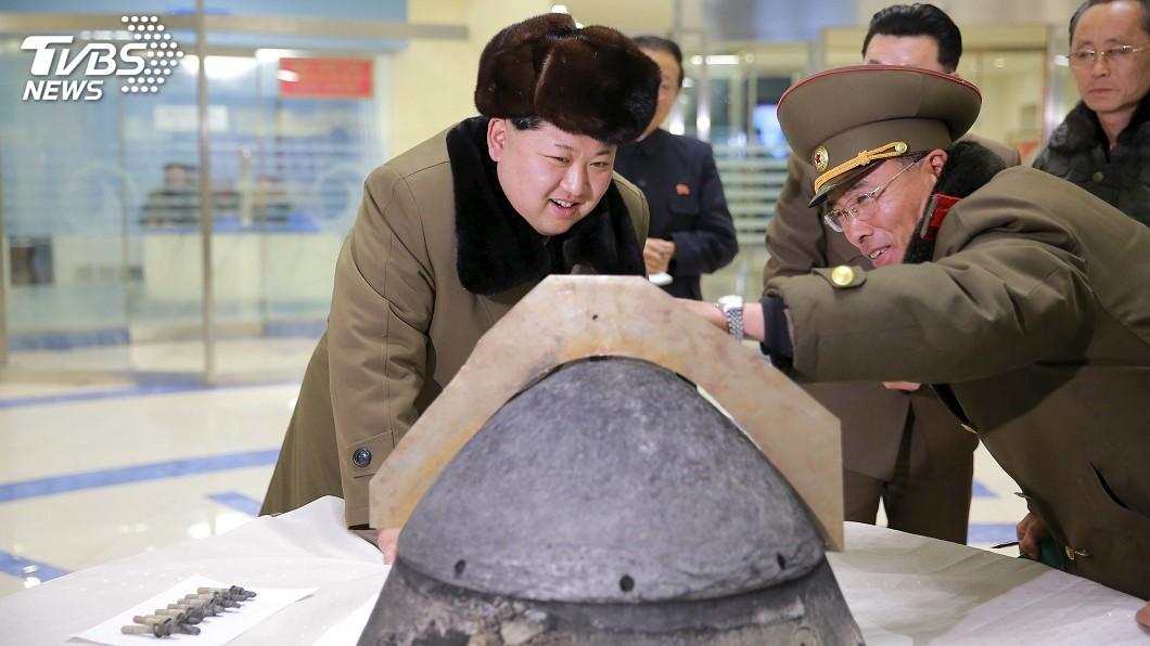 圖/達志影像路透社 北韓譴責美國制裁 警告朝鮮半島非核化瀕危