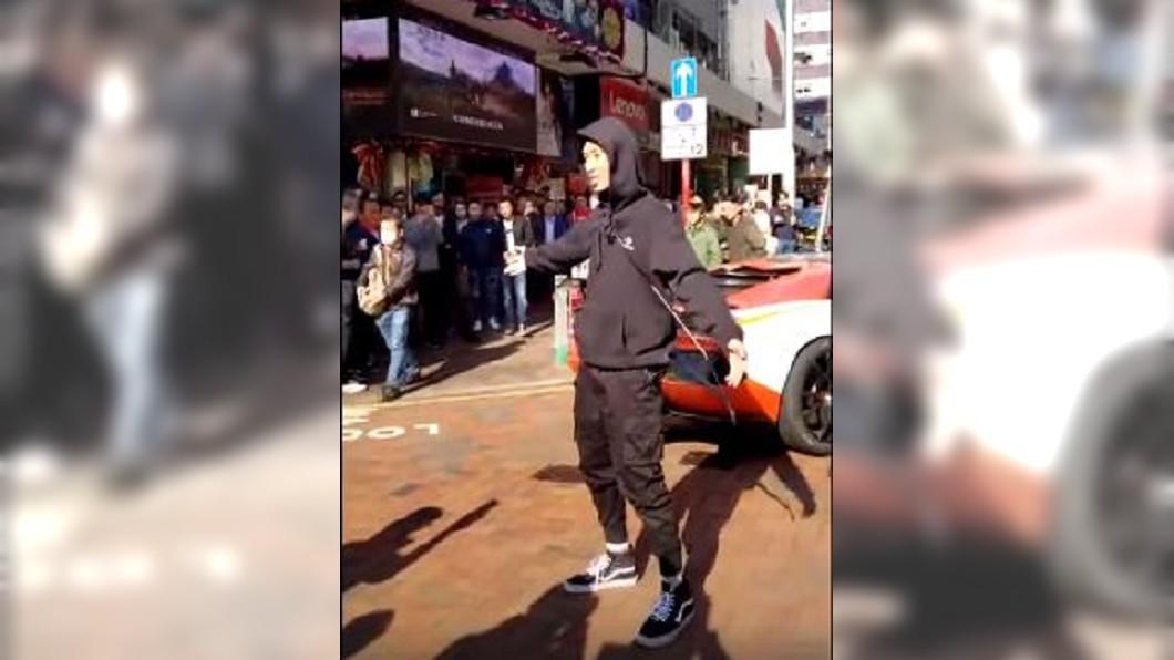 圖/翻攝自香港突發事故報料區 臉書
