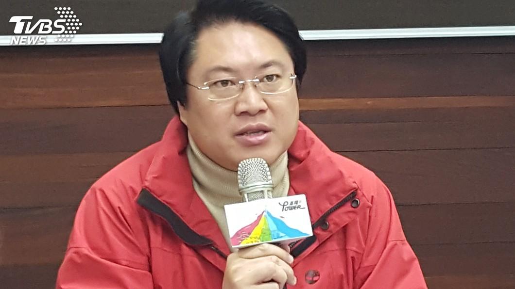 圖/TVBS 換瑜傳聞不斷 林右昌:當國民黨總統候選人都要剉咧等