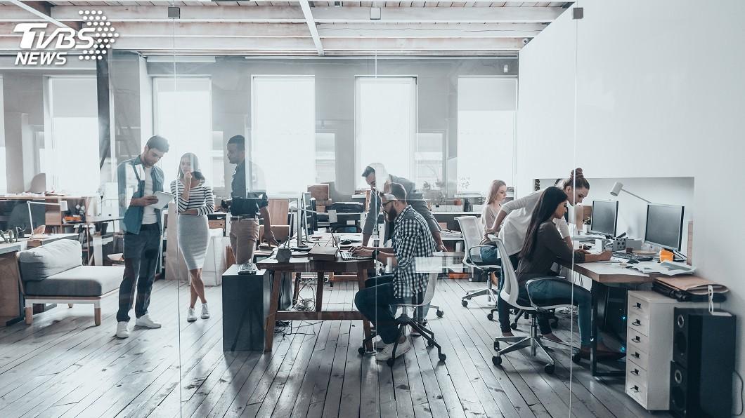 示意圖/TVBS 共享概念夯! 服務型辦公室10年成長8倍