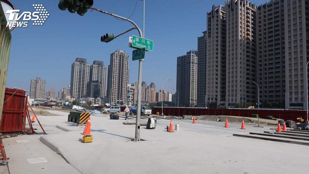 圖/中央社 高雄新亮點! 3百米鐵道綠廊有新意